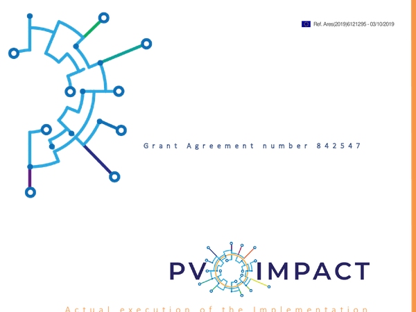 PV IMPACT Logo and website